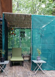 Sukkah at Dayenu